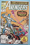 The Avengers Comics - January 1990 - Thieves Honor