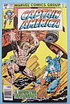 Click here to enlarge image and see more about item 6165: Captain America Comics-April 1980-The Way Of All Flesh