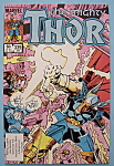 Click here to enlarge image and see more about item 6182: Mighty Thor Comics - January 1984 - Something Old...