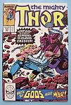 Click here to enlarge image and see more about item 6185: Mighty Thor Comics - Nov 1988 - When The Gods Make War