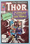 Click here to enlarge image and see more about item 6186: Mighty Thor Comics - Dec 1988 - Black Pyramid