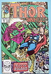 Click here to enlarge image and see more about item 6193: Mighty Thor Comics - July 1989 - Odin Must Die