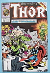 Click here to enlarge image and see more about item 6198: Mighty Thor Comics - Sept 1987 - This Secret Love