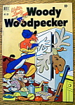 Click here to enlarge image and see more about item 6206: Woody Woodpecker Comic #350-Sept-Nov 1951