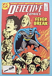 Click here to enlarge image and see more about item 6220: Detective Comics - March 1988 - Fever Break