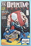 Click here to enlarge image and see more about item 6230: Detective Comics - March 1989 - Blind Justice