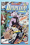 Detective Comics - April 1990 - Trash