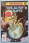 Click here to enlarge image and see more about item 6274: The Alien Alliance Comics - 1988 - Invasion
