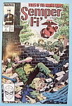 Click here to enlarge image and see more about item 6276: Semper Fi Comics - December 1988 - Reunion
