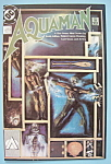 Aquaman Comics - June 1989 - Aquarium