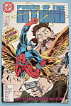 Power Of The Atom Comics - Aug 1988 - Home Is The Hero