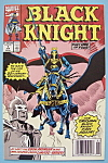 Black Knight Comics - June 1990 - The Rebirth