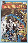 Lobo Annual Bloodlines Outbreak Comics - 1993