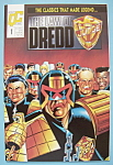 The Law Of Judge Dredd Comics - 1988