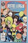 Justice League Quarterly Comics - 1990 - Conglomerate