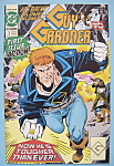 Guy Gardner Comics - October 1992 - A New Guy In Town