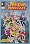 Hero Hotline Comics - April 1989