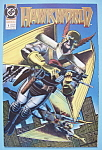 Hawkworld Comics - June 1990 - Thanagar's Hero