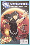 The Return Of Donna Troy Comics - August 2005