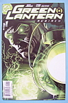 Green Lantern Comics - December 2004 - Rebirth