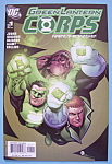 Green Lantern Corps Comics - November 2005 - Recharge