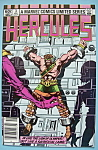 Click here to enlarge image and see more about item 6411: Hercules Comics - November 1982 - Whom The God Would..