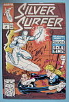 Click here to enlarge image and see more about item 6428: Silver Surfer Comics - October 1988 - Malice..