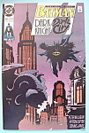 Batman Comics - August 1990 - Dark Knight, Dark City