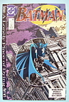 Batman Comics - 1989 - A Lonely Place Of Dying (Part 1)
