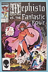 Mephisto vs The Fantastic Four Comics - April 1987