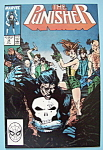 Click here to enlarge image and see more about item 6477: The Punisher Comics - October 1988 - Castle Technique