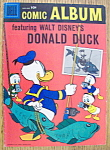 Click to view larger image of Walt Disney's Donald Duck Comic #1-March-May 1958 (Image1)
