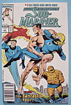 Click here to enlarge image and see more about item 6540: Sub - Mariner Comics - May 1989 - Rage & Remembrance