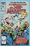 Sub - Mariner Comics - September 1989 - Blood Ties