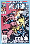 What If Comics - August 1990 - Wolverine