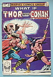 What If Comics - June 1983 - Thor & Conan