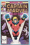 What If Comics - June 1990 - Captain Marvel