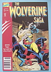 Wolverine Saga Comics-Nov 1989-Book 2: Animal Unleashed