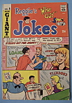 Click here to enlarge image and see more about item 6581: Reggie's Jokes Comics - October 1969 - Lucky You