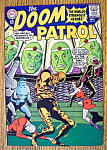 The Doom Patrol Comic #91-November 1964