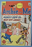 Click here to enlarge image and see more about item 6589: Archie And Me Comics - September 1970 - Togetherness