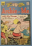 Click here to enlarge image and see more about item 6590: Archie And Me Comics - October 1970 - Summer Stock
