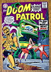 The Doom Patrol Comic #96-June 1965