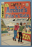 Click here to enlarge image and see more about item 6595: Archie's Pals n Gals Comics - Oct 1969 - Shore Leave