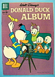 Click here to enlarge image and see more about item 6623: Walt Disney's Donald Duck Album Comic #1140-1960