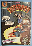 Superboy Comics - October 1970 - No Escape For Superboy