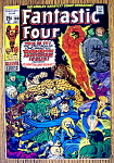 Fantastic Four Comic #6637-July 1970