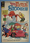 Click here to enlarge image and see more about item 6648: The Three Stooges Comics - 1972 - Driving Me Buggy