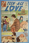 Click here to enlarge image and see more about item 6653: Teen - Age Love Comics - July 1966 - Beach Beau