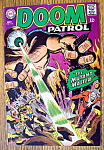 The Doom Patrol Comic #115 - November 1967